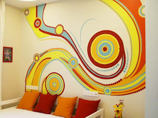 Modern Kid's Room by Flatsdesign Modern