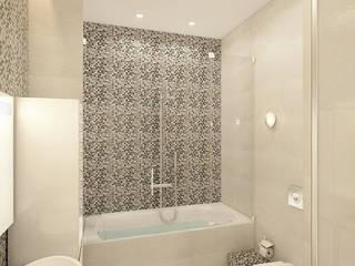 Minimalist style bathroom by Flatsdesign Minimalist