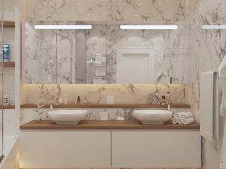 Modern Bathroom by Flatsdesign Modern