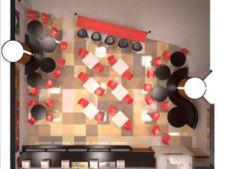 Modern Dining Room by Flatsdesign Modern