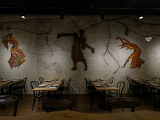 Wine District: Espaços de restauração  por ARQ TAILOR`S