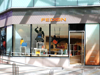 FEDON - K11 ART MALL :  Shopping Centres by M2A Design,