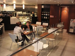 CAFÉ PUNTA DEL CIELO - CENTRAL:  Bars & clubs by M2A Design
