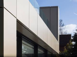Aluminium Ribbon:   by Vita Architecture Ltd