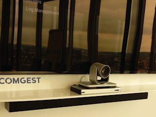 COMGEST Düsseldorf Industriale Bürogebäude von Ingenieurbüro Mike Frajese - if2000 Industrial