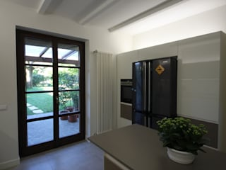 Falegnameria Ferrari ห้องครัว