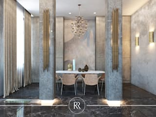 Savage Ground: Столовые комнаты в . Автор – ROSKO Family Design