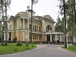 Classic style houses by Серов Егор Classic