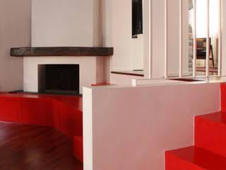 T+T ARCHITETTURA Modern living room