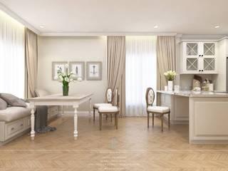 Dining room by เหนือ ดีไซน์ สตูดิโอ (North Design Studio)