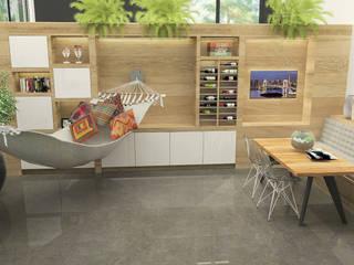 Dining Room in Osterwijk Moderne eetkamers van Studio Baoba Modern