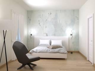 Privat Residential Country side - Firenze 2016: Soggiorno in stile  di Aeon Studio Firenze (architecture and design)