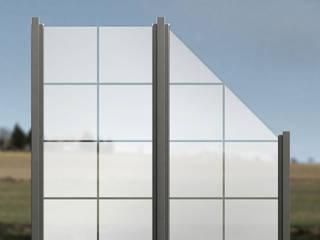 de ZAUN-AUS-GLAS Moderno