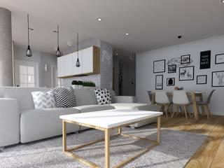 Apartament w Berlinie od KADA WNĘTRZA S.C.