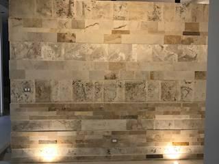 Casa LS138: Paredes de estilo  por arqui I zero  arquitectos