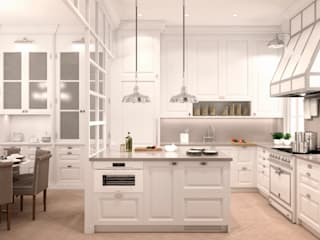 classic Kitchen by DISIGHT