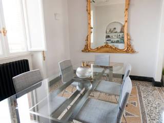 Salas de estilo clásico de 07am architetti Clásico