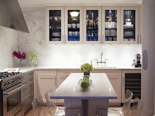 Cocinas de estilo  por JKG Interiors