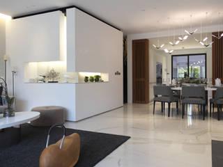 構築設計 Modern dining room