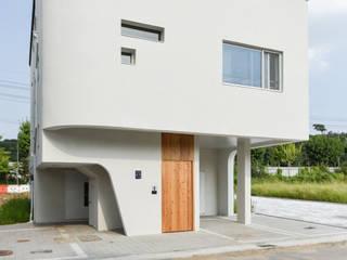 Modern Houses by MOKUDESIGNLAB (모쿠디자인연구소) Modern