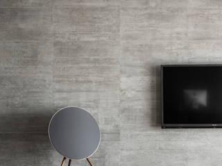 電視牆面:   by 一水一木設計工作室