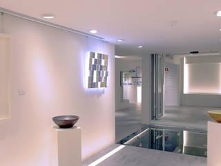 Pavilion 日商LIXIL展示中心室內設計案 根據 構築設計 現代風