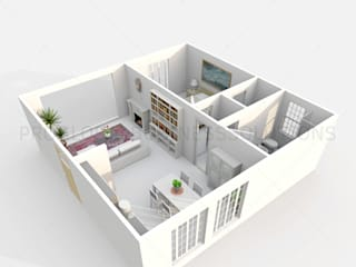 3D floor plan design Proglobalbusinesssolutions