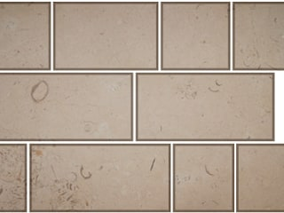 Tile Patterns Classic style walls & floors by Lincolnshire Limestone Flooring Classic