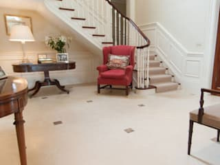 Hall Area Lincolnshire Limestone Flooring Corridor, hallway & stairs Accessories & decoration