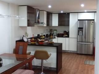 Erick Becerra Arquitecto Cocinas modernas