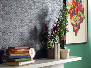 Aprifer Eclectic style walls & floors