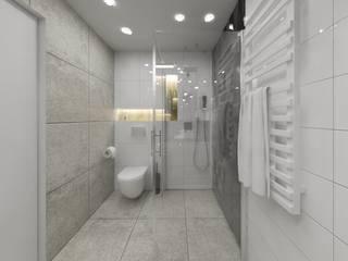 Modern bathroom by INNers - architektura wnętrza Modern