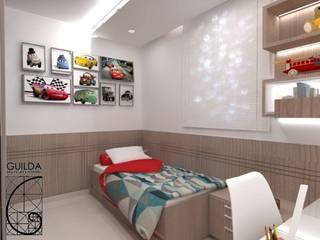 Projetos de Interiores Quarto infantil moderno por Guilda Arquitetura & Interiores Moderno