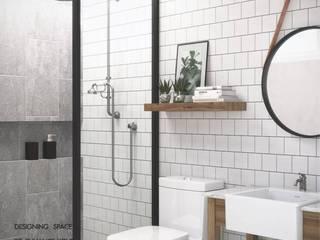 ห้องน้ำแสนสุข:   by Inthenorth Design Co.,Ltd