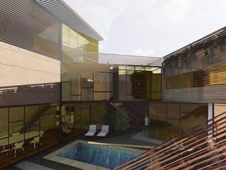 Casa Molle: Casas de estilo  por Constructora CONOR Ltda - Arquitectura / Construcción