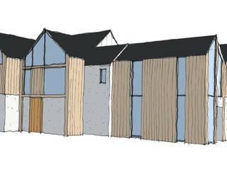 Oak House - Hayling Island dwell design