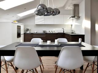 Modern Kitchen by poziom3. Modern