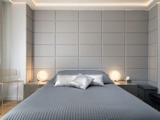 Modern Bedroom by lignedroite Modern