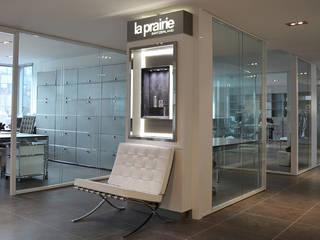 La Prairie, BOULOGNE BILLANCOURT (92) Espaces de bureaux modernes par lignedroite Moderne