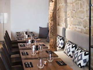 G.IV Restaurant, PARIS II Gastronomie moderne par lignedroite Moderne