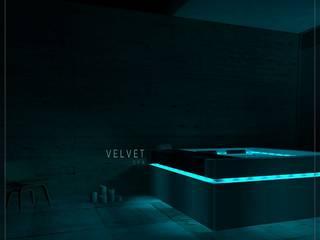 Velvet Spa: modern  by Aegean Spas, Modern