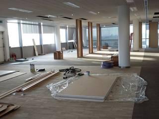 Office Refurb - Heathrow Airport Gr8 Interiors