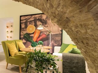 VerdeChiaro - Vegetarian Bistrot: Bar & Club in stile  di Ernesto Fusco