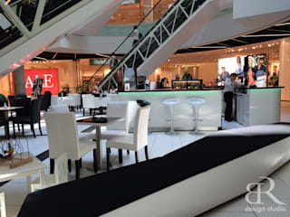 Kawiarnia | Herbaciarnia BR design studio Gastronomia