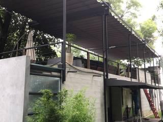 Materia Viva S.A. de C.V. Modern houses