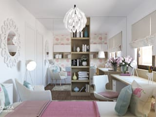 Nursery/kid's room by Ludwinowska Studio Architektury