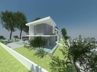Дома в . Автор – Atelier de Arquitetura Arquitetas Bianca e Bárbara Lehmkuhl, Модерн