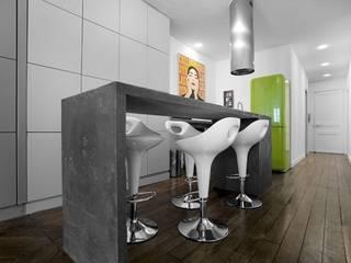 Rambuteau Cuisine moderne par Pogonos Moderne