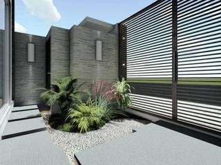 Atelier Márcia Couture Jardins modernos por Rabiscos Arquitetura Moderno