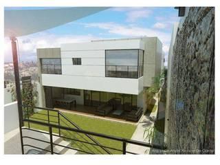 Maisons modernes par ALUR Arquitectos Moderne